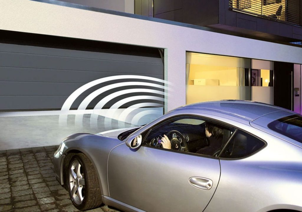 Automated Garage Doors in Eastbourne East Sussex